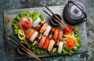 ทำไมอาหารญี่ปุ่นจึงเป็นที่นิยมสำหรับคนไทย