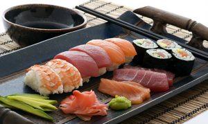 อาหารญี่ปุ่นที่คนไทยส่วนใหญ่นิยมรับประทานกันมากที่สุด