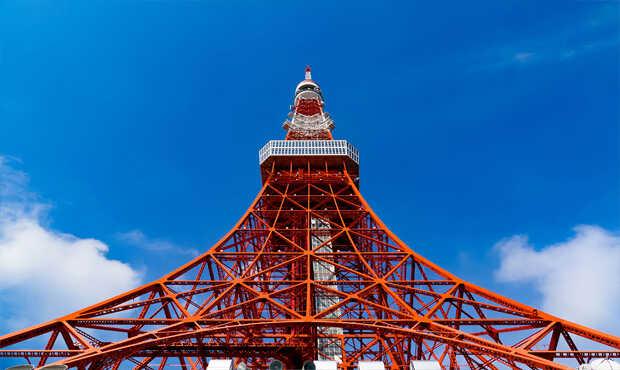 You are currently viewing Tokyo Tower สถานท่องเที่ยวที่เป็นเอกลักษณ์ของประเทศญี่ปุ่น